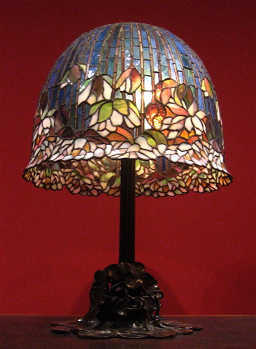 Tiffany Studios Pond Lily Table Lamp